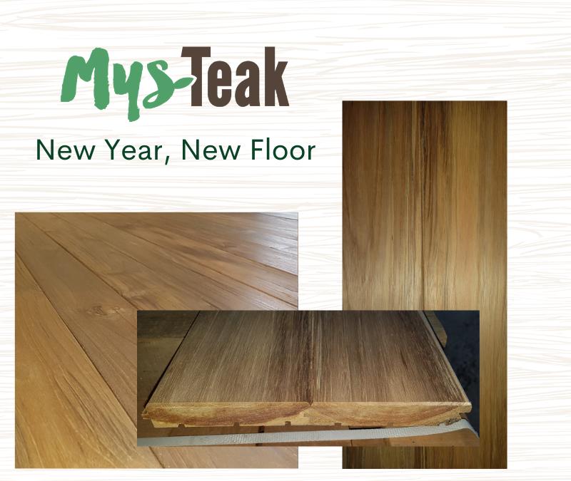 New Year, New Floor